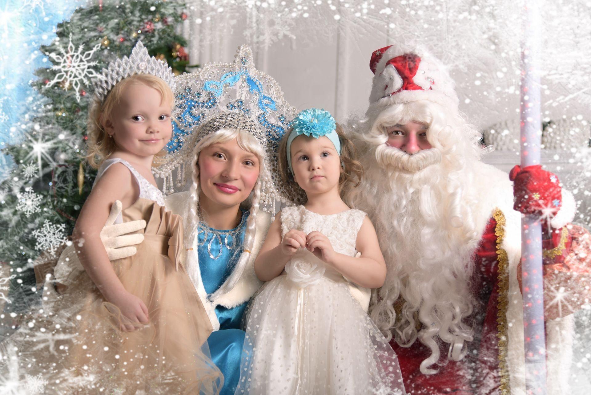 Сценарий на новый год снегурочки и деда мороза для взрослых